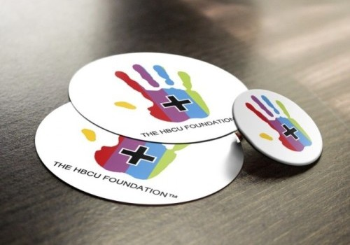 The Helping Hand™ Pin & Sticker