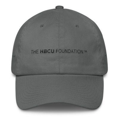 The HBCU Foundation Cap™ (Black Stitching)
